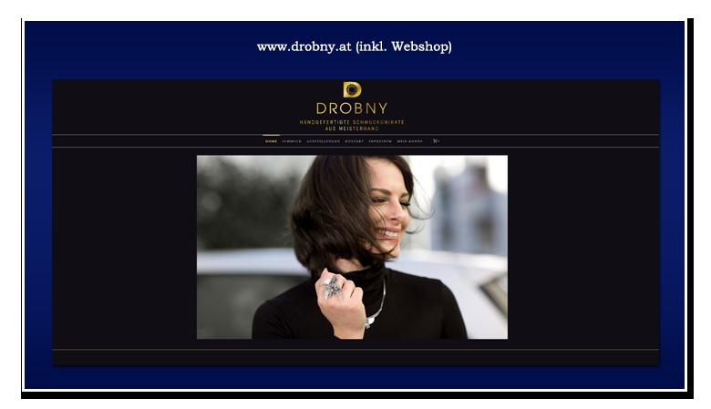 werbeagentur hassijun - www.hassijun.com - Schwertberg - Linz - Hans Peter Lorenz - Kundenzufriedenheit - CMS - WordPress - responsive - Dorbny Goldschmiede